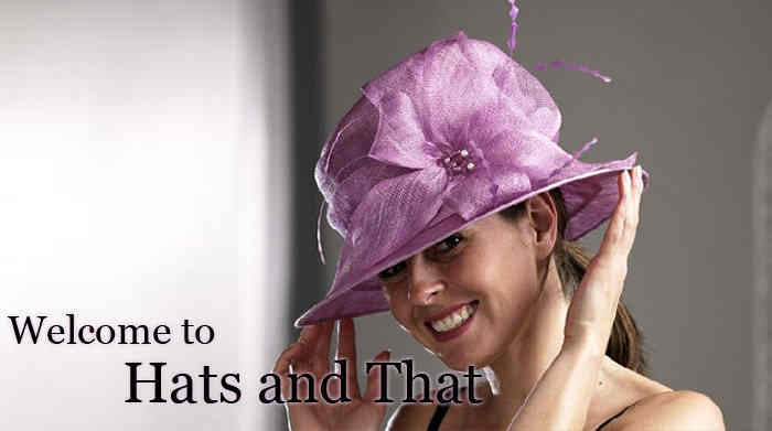 Mens Hats Ladies Hats   Hats And That