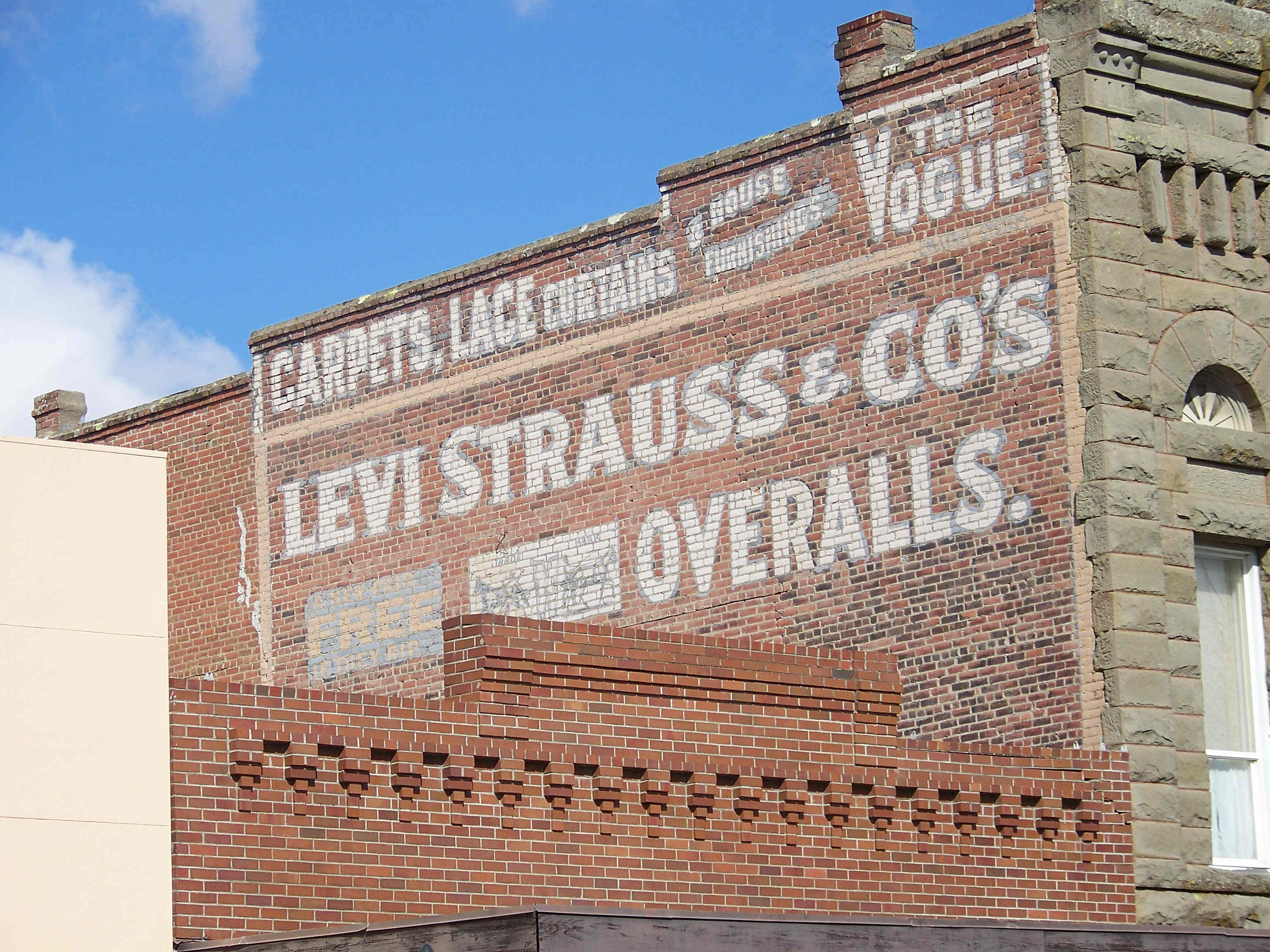 Levi Strauss Co   Wikipedia The Free Encyclopedia