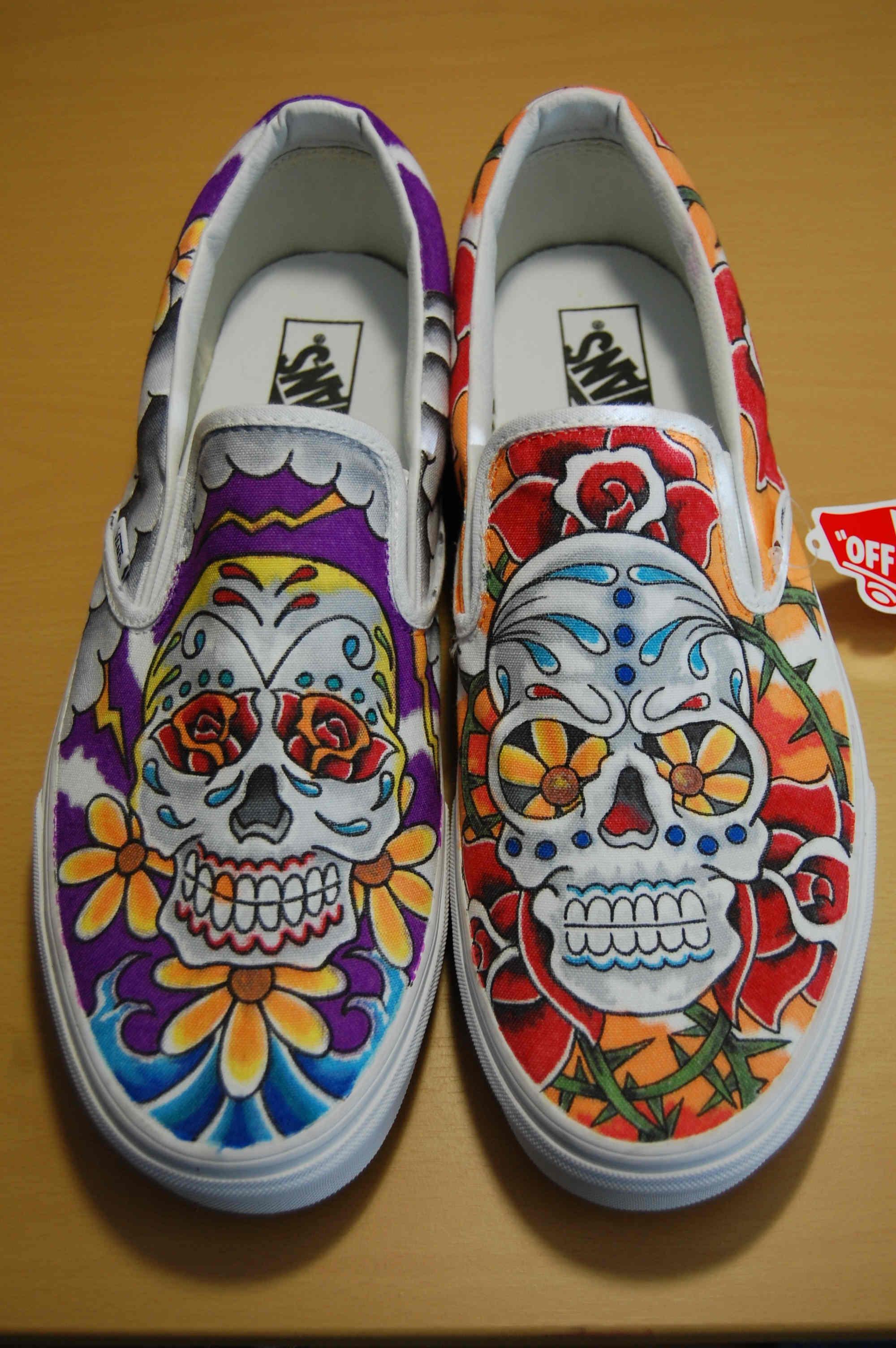 Levis Shoes   Ram Lee Tattoo ArtRam Lee Tattoo Art