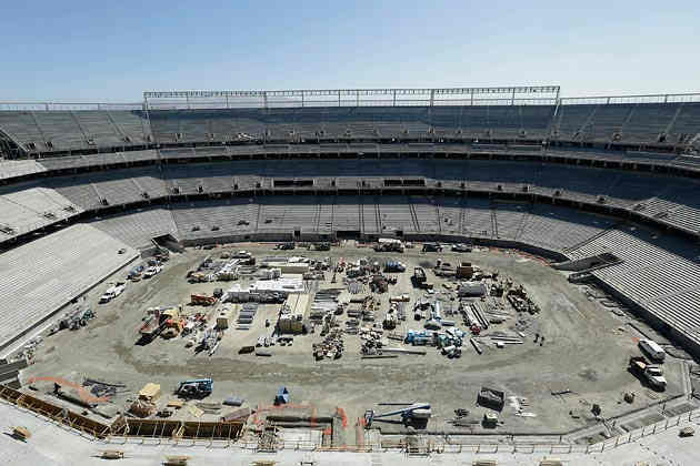 Why Yahoo  Partnered With The 49ers New Levis Stadium   Businessweek