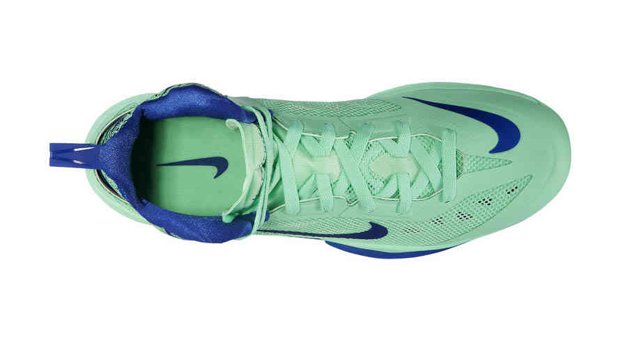 Nike Hyperfuse 2013   Green Glow Game Royal  Now Available