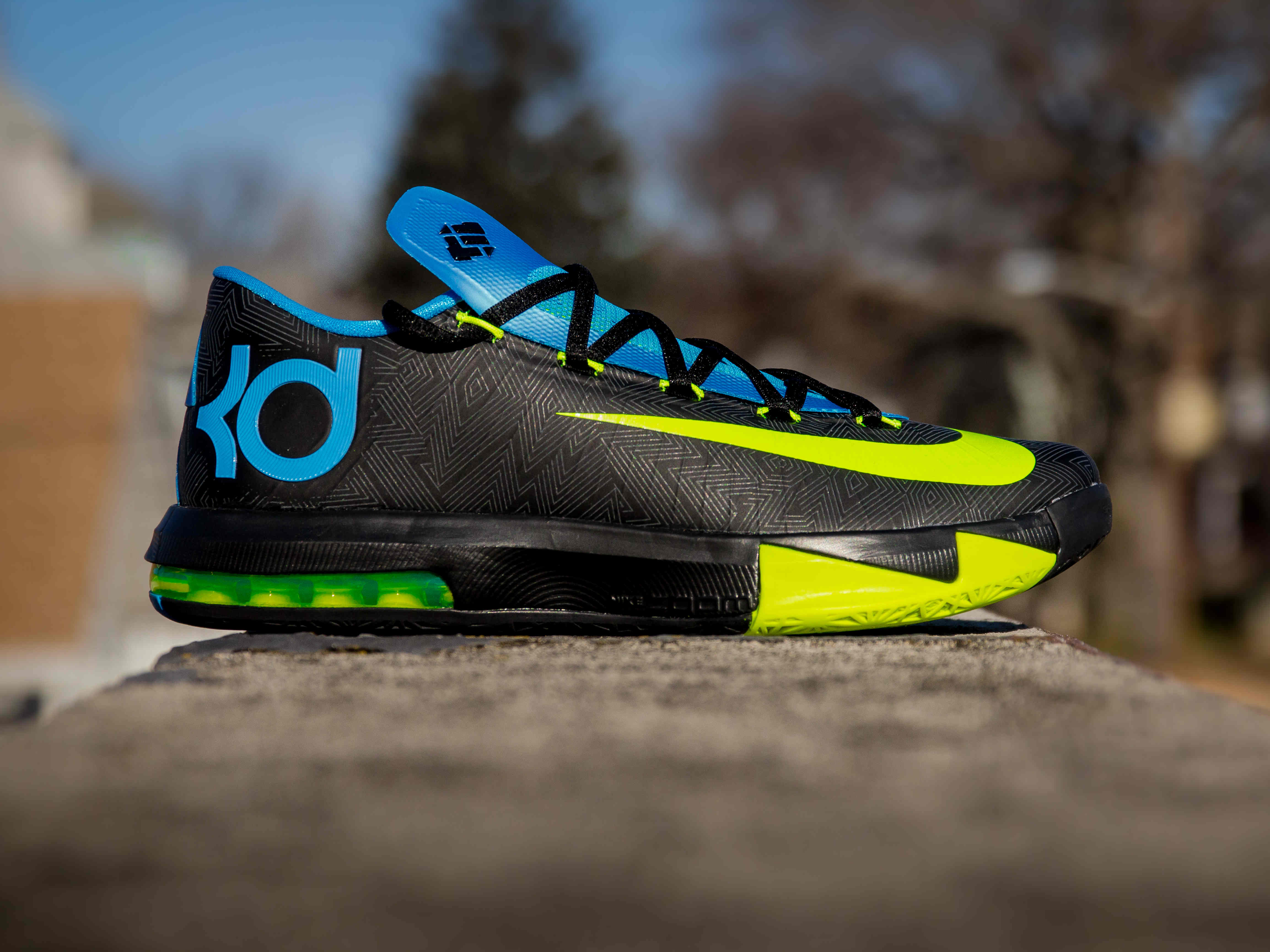 Kevin Durant PACKER SHOES
