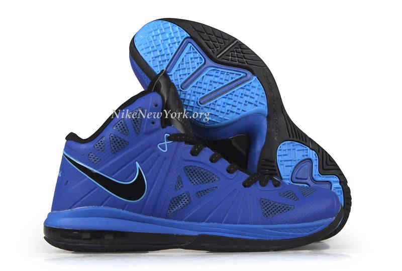 Fashion For Blue Nike Basketball Shoes