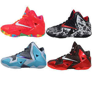 Nike Lebron XI 11 GS James Boys Girls Youth Womens 2014 Basketball