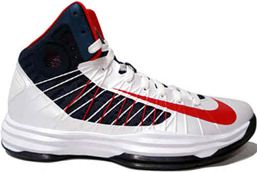 Nike Lunar Hyperdunk 2012   USA Sole Collector