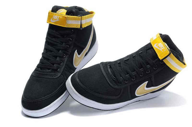 NIKE VANDAL Canvas High Top Shoes 304715 072 Men   Men Other Nike