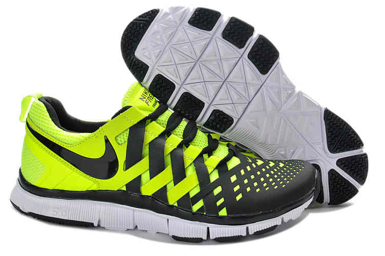 New Products Nike Free Trainer 50 Unisex Green Black Running