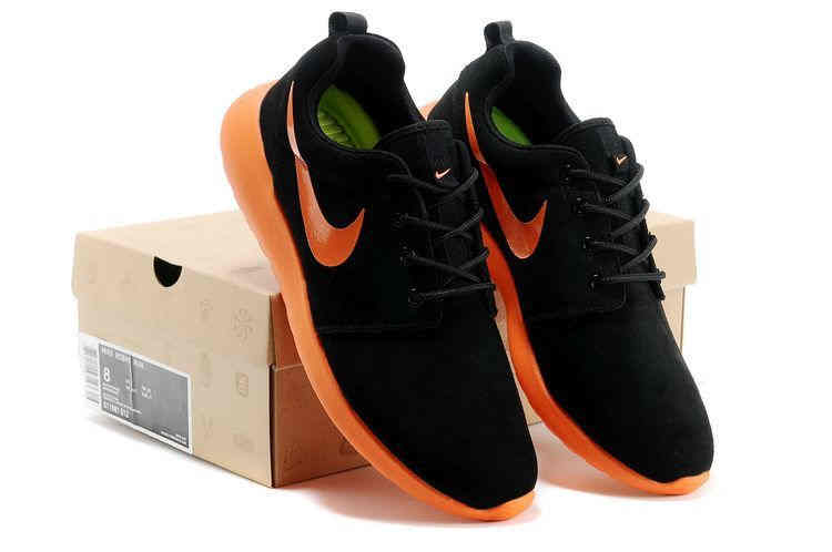 2013 New Nike Roshe Run Sneaker Mens Running Shoe   Coalblack