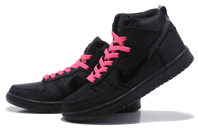 Women Nike Dunk High   High Tops Kicks   Nike Shoes For Sale Nike
