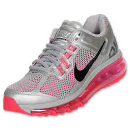 Girls Grade School Nike Air Max 2013 Running Shoes Finish Line
