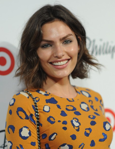 alyssa miller short haircut for 2014