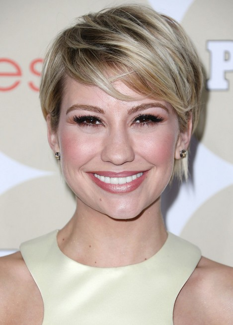 chelsea kane short haircut 2014
