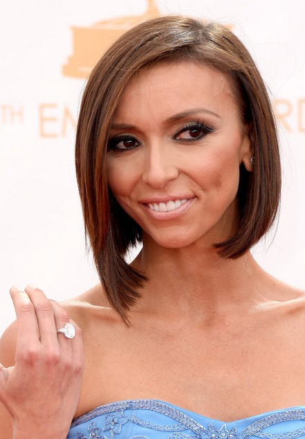 giuliana rancic short haircut for 2014