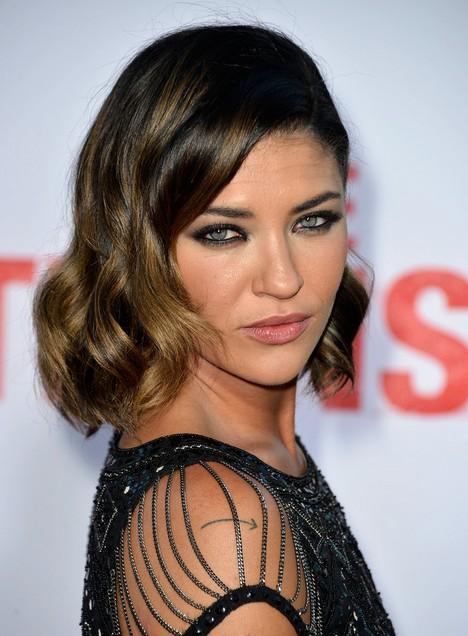 jessica szohr short hairstyles 2014