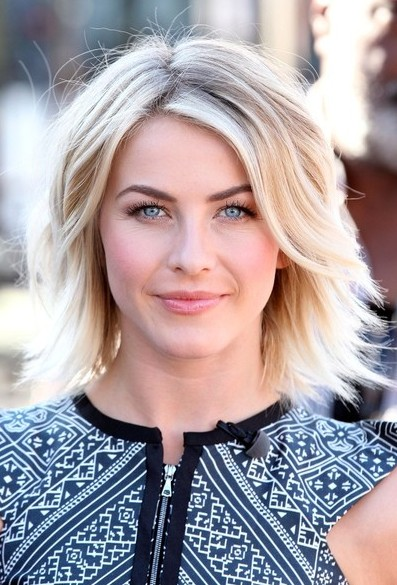 julianne hough short haircut 2014