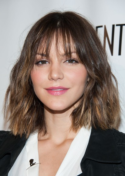 katharine mcphee short haircut for 2014