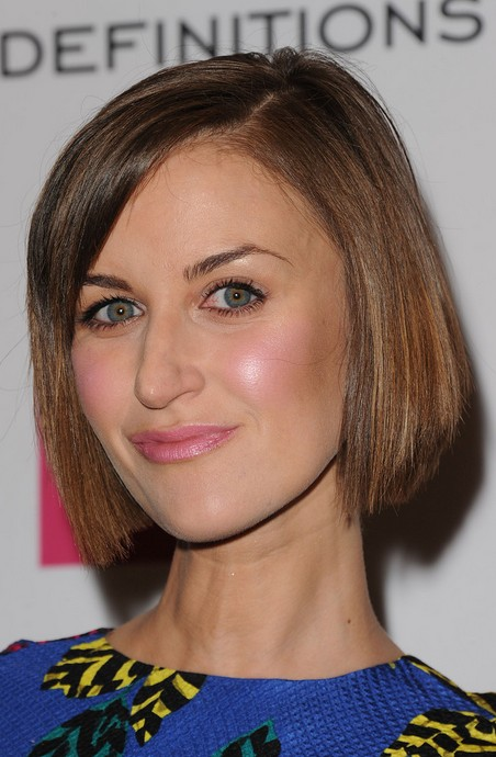 katherine kelly short haircut for 2014