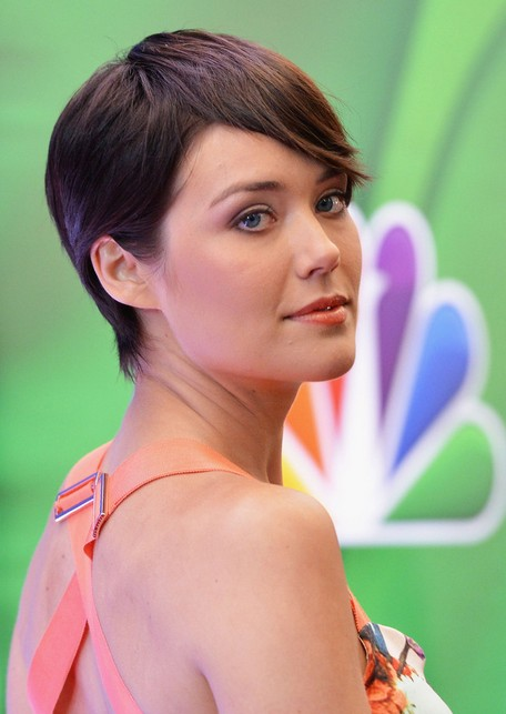 megan boone short hairstyles 2014