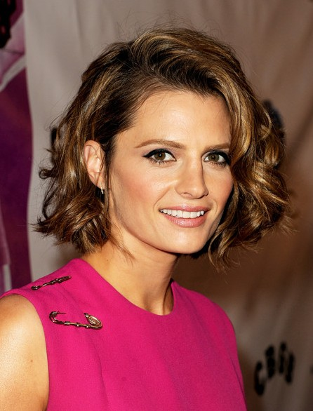 stana katic short haircut 2014